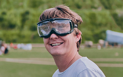 Alcohol Goggles Football