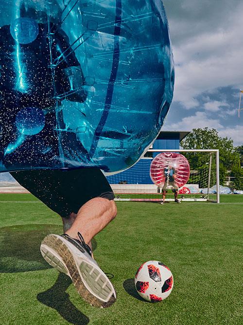 Bubble Soccer Germany