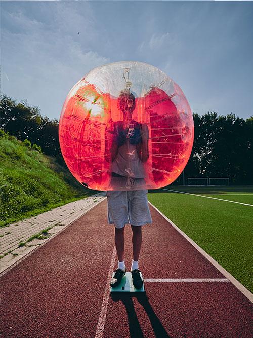 Bubble Ball spielen