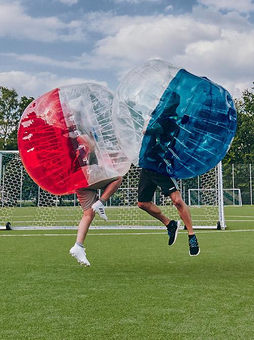 Bubble Soccer Hamburg