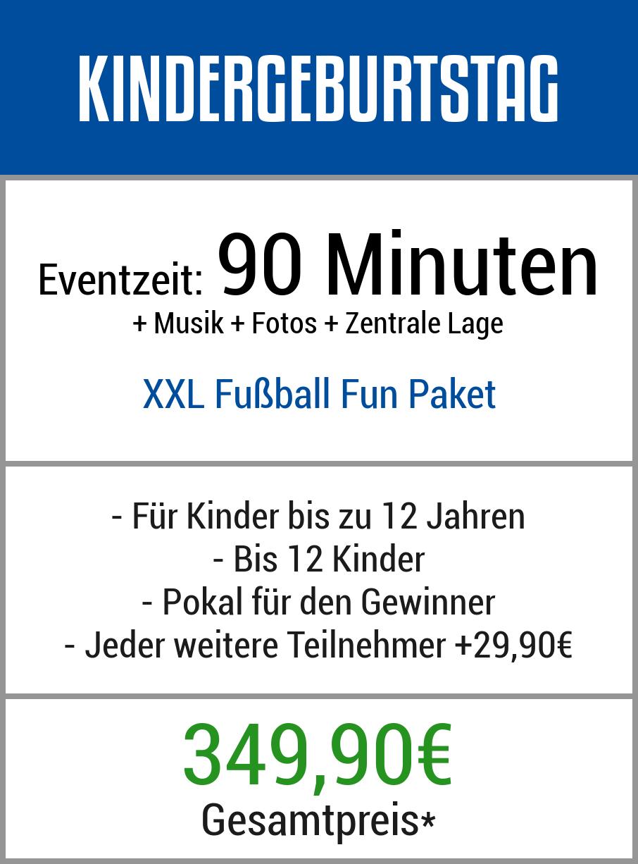 Kindergeburtstag Fußball Spiele Hamburg