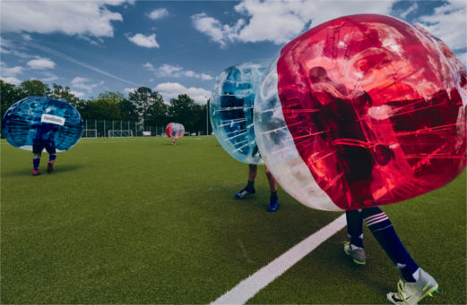 Bubble Football fun games Germany