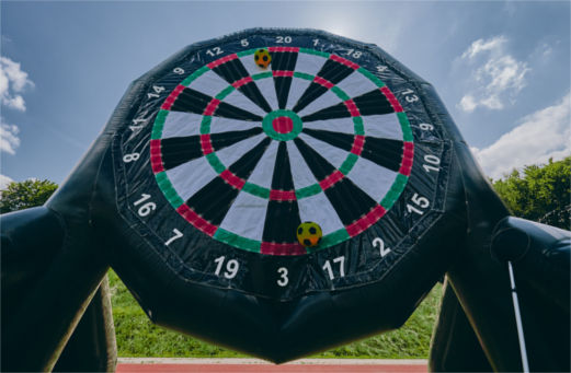 Soccer Darts fun games Germany